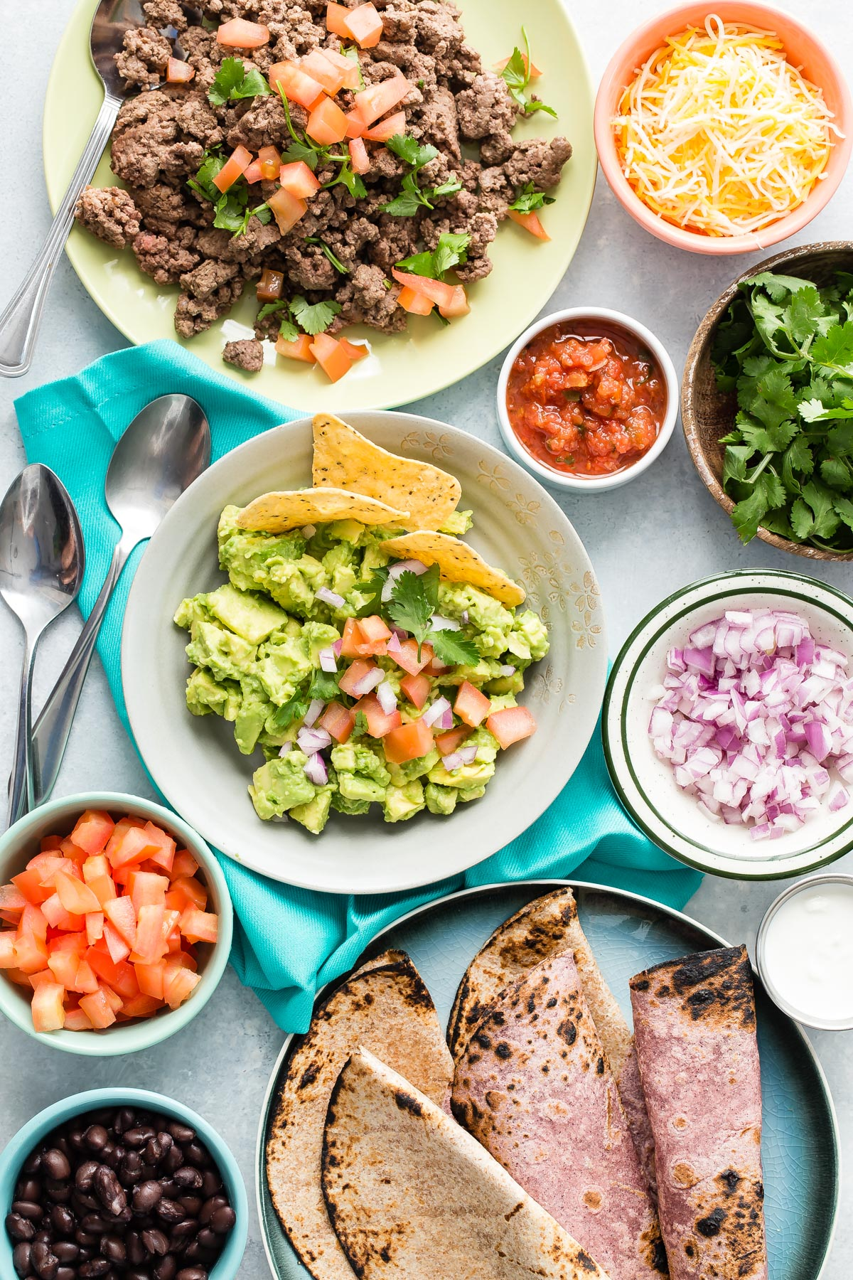 6 Hearty Father's Day Dinners from weelicious.com