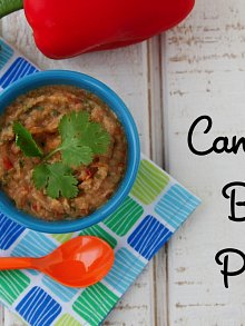 Cannelini Bean Puree