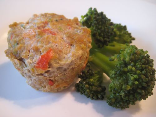 Turkey meatloaf and free recipes
