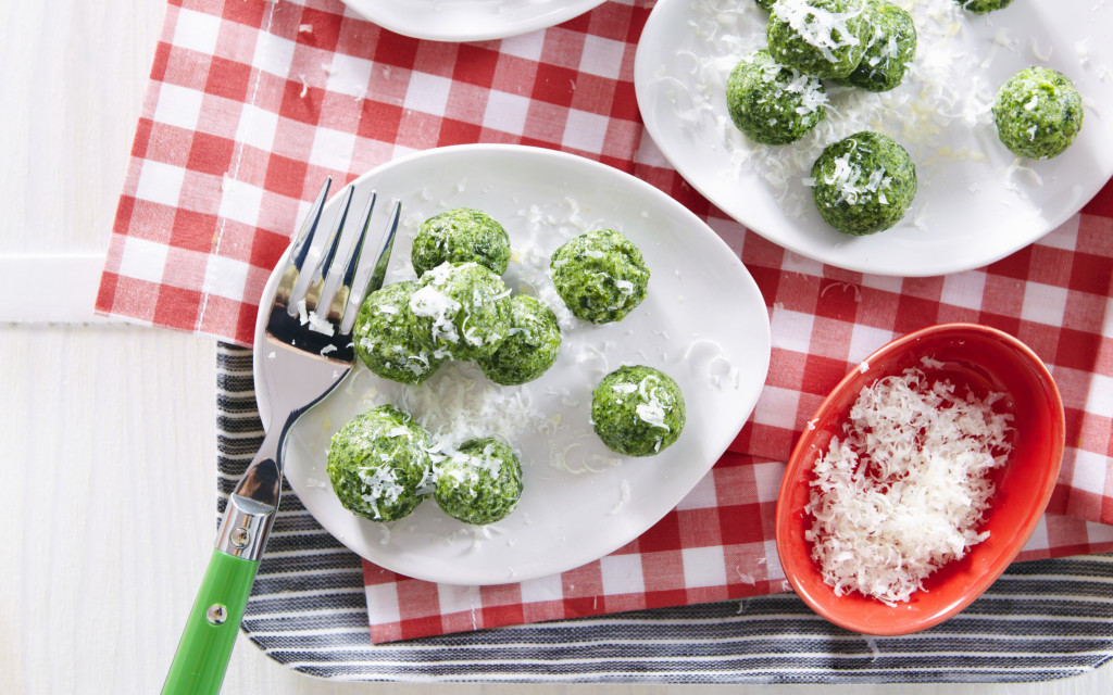 Spinach Gnocchi from weelicious.com