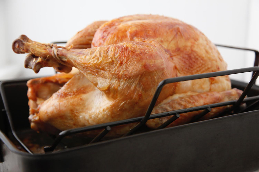 The Best Brined Turkey from Weelicious