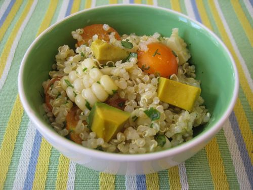 Quinoa Mexicana Salad Recipes — Dishmaps