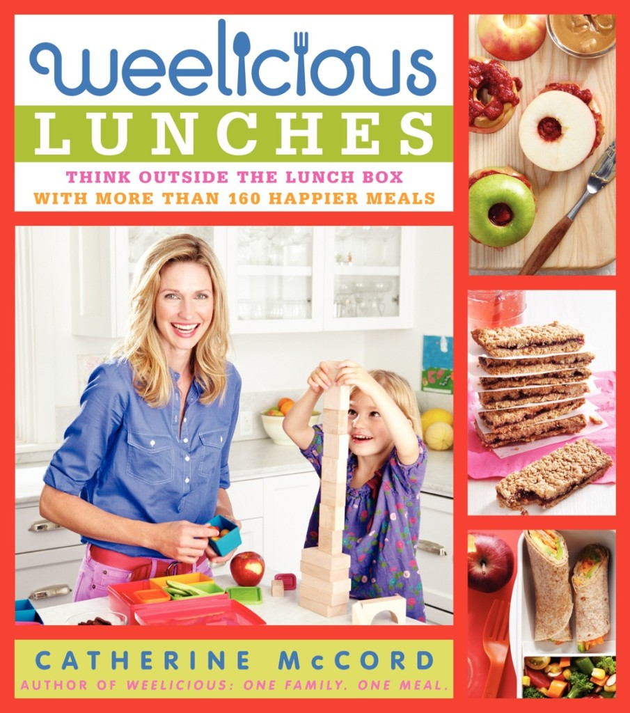 Weelicious Lunches Cover - Small