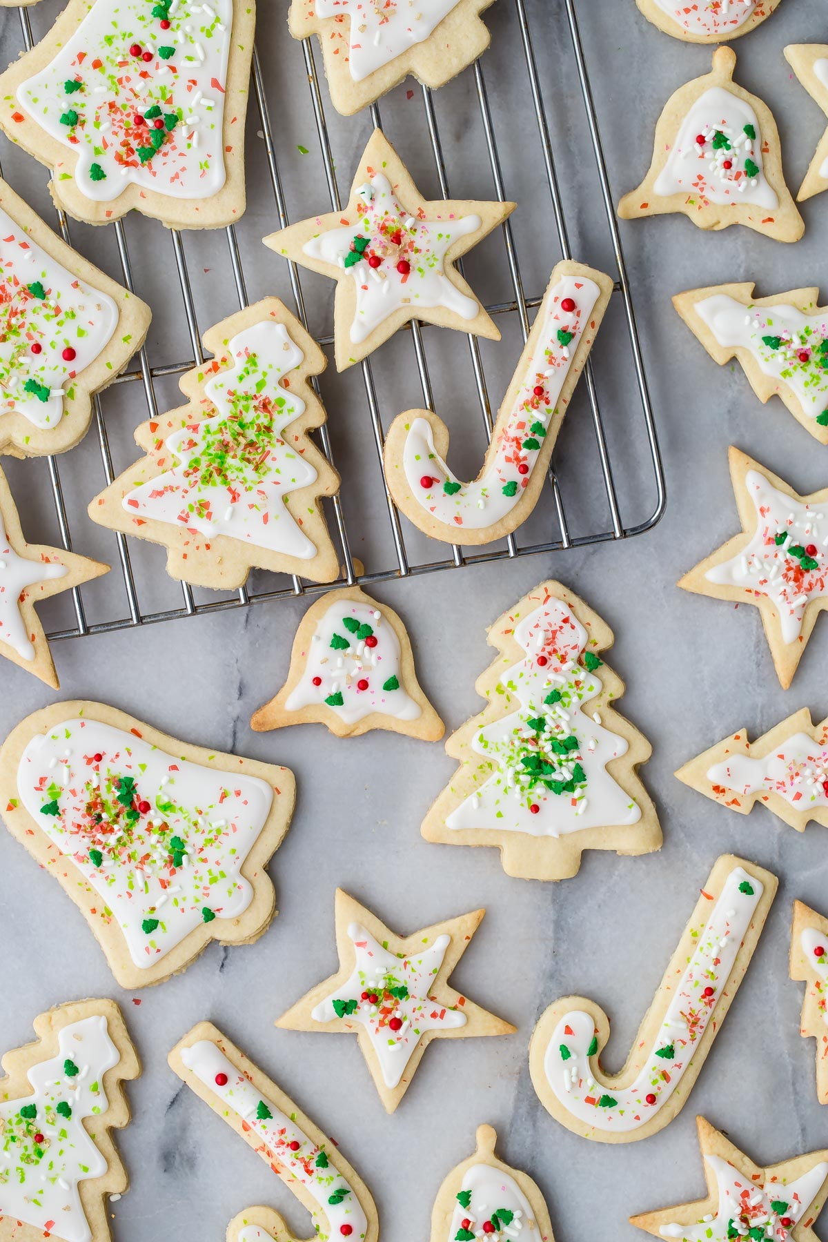 Sugar Cookies recipe and video from weelicious.com