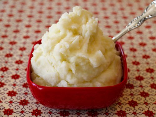 Mascarpone Mashed Potatoes