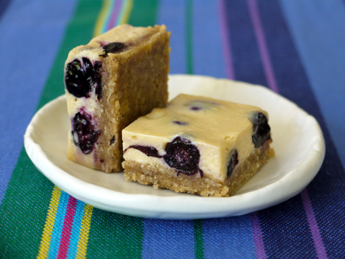 Blueberry Cheesecake Bites Recipes — Dishmaps