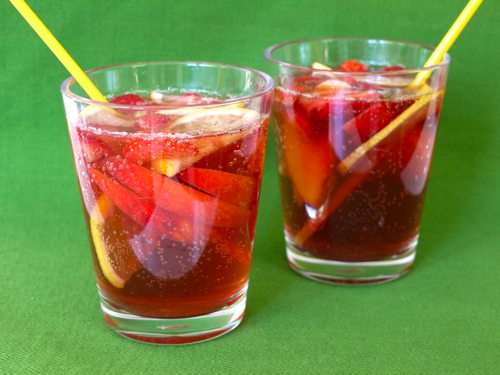 Sangria Recipe for Kids