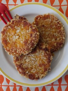 Sweet Potato Cakes