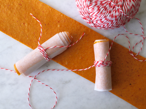 Persimmon Fruit Leather Recipe - Weelicious