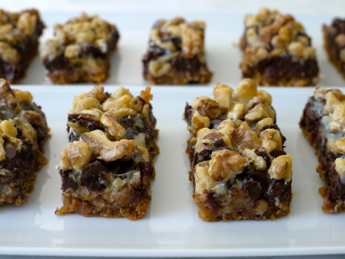 Best Bake Sale's Five Layer Bars | Weelicious