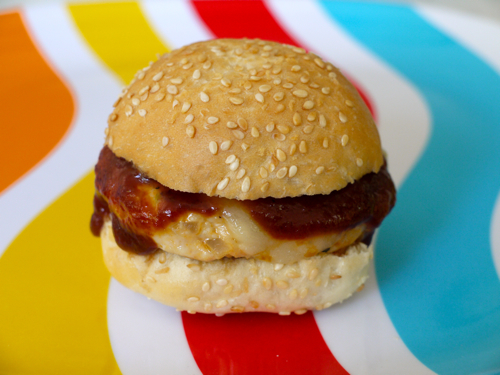 ... burgers try making your own BBQ Chicken Burgers or Veggie Burgers