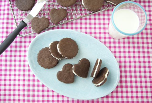Oreo Cookies. Yes You Can Make Them at Home! | Side Dish Recipes