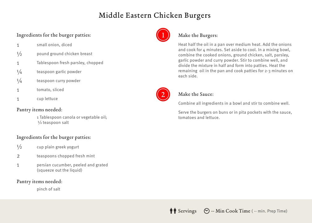 Middle Eastern Chicken Burgers - weelicious-20130116