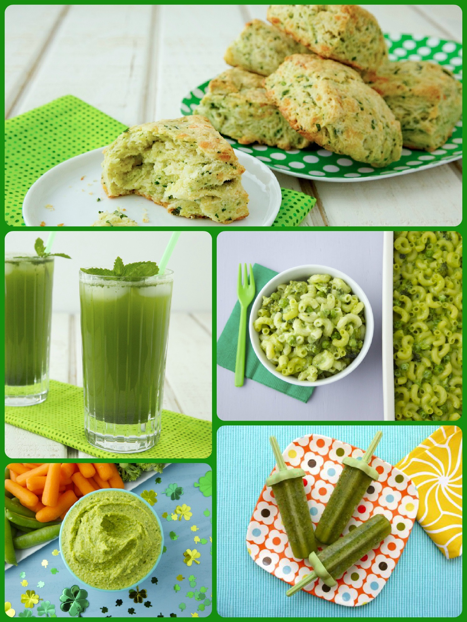 St patricks day drink recipes recipesbnb dye free foods for st patricks day forumfinder Images