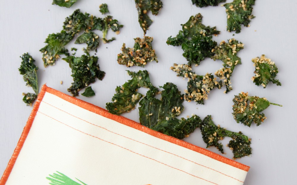 Everything Kale Chips 2