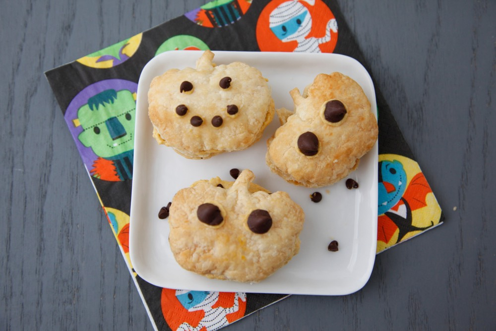 Puff Pastry Pumpkins 2