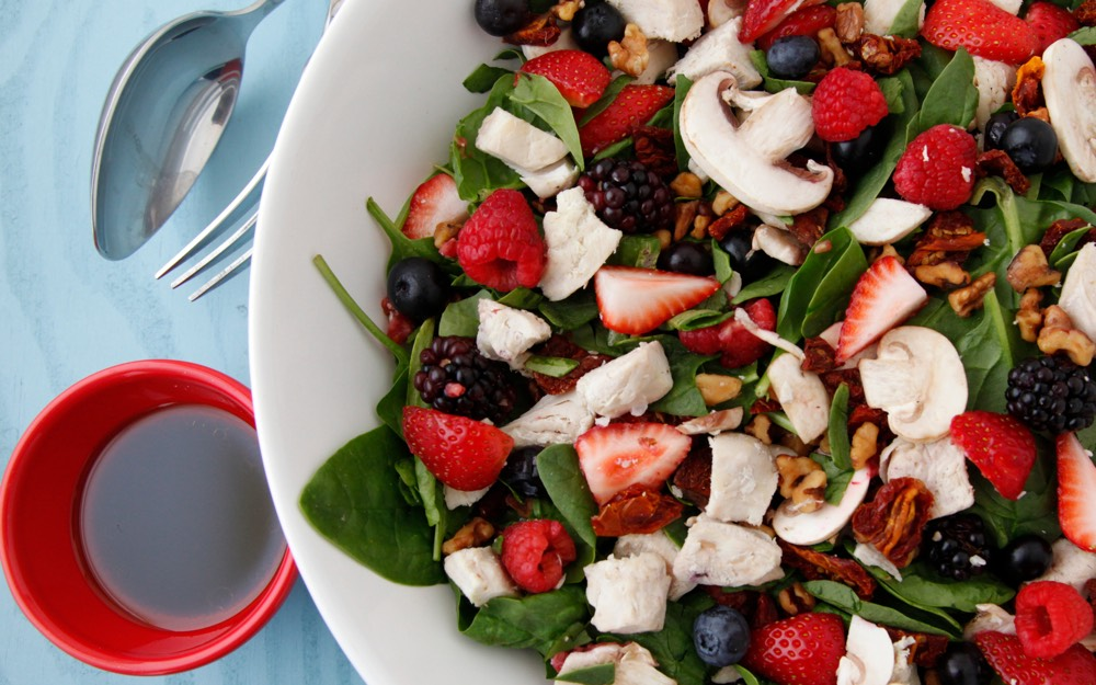 Very Berry Salad 3