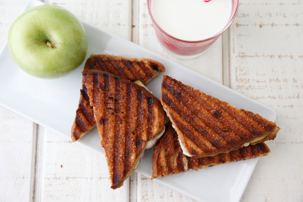 Apple Pie Panini 2