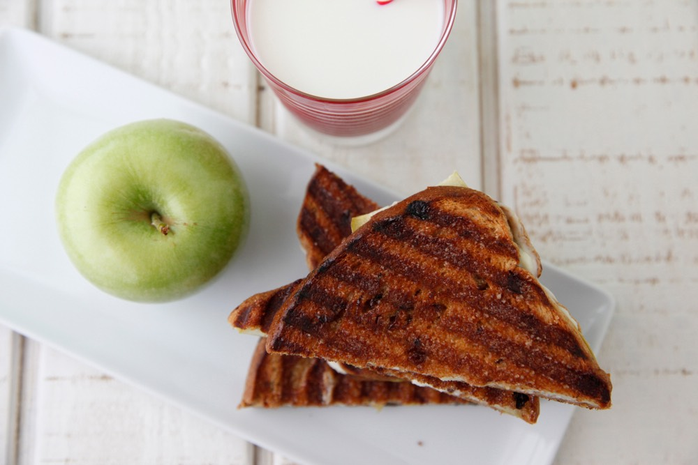 Apple Pie Panini 3