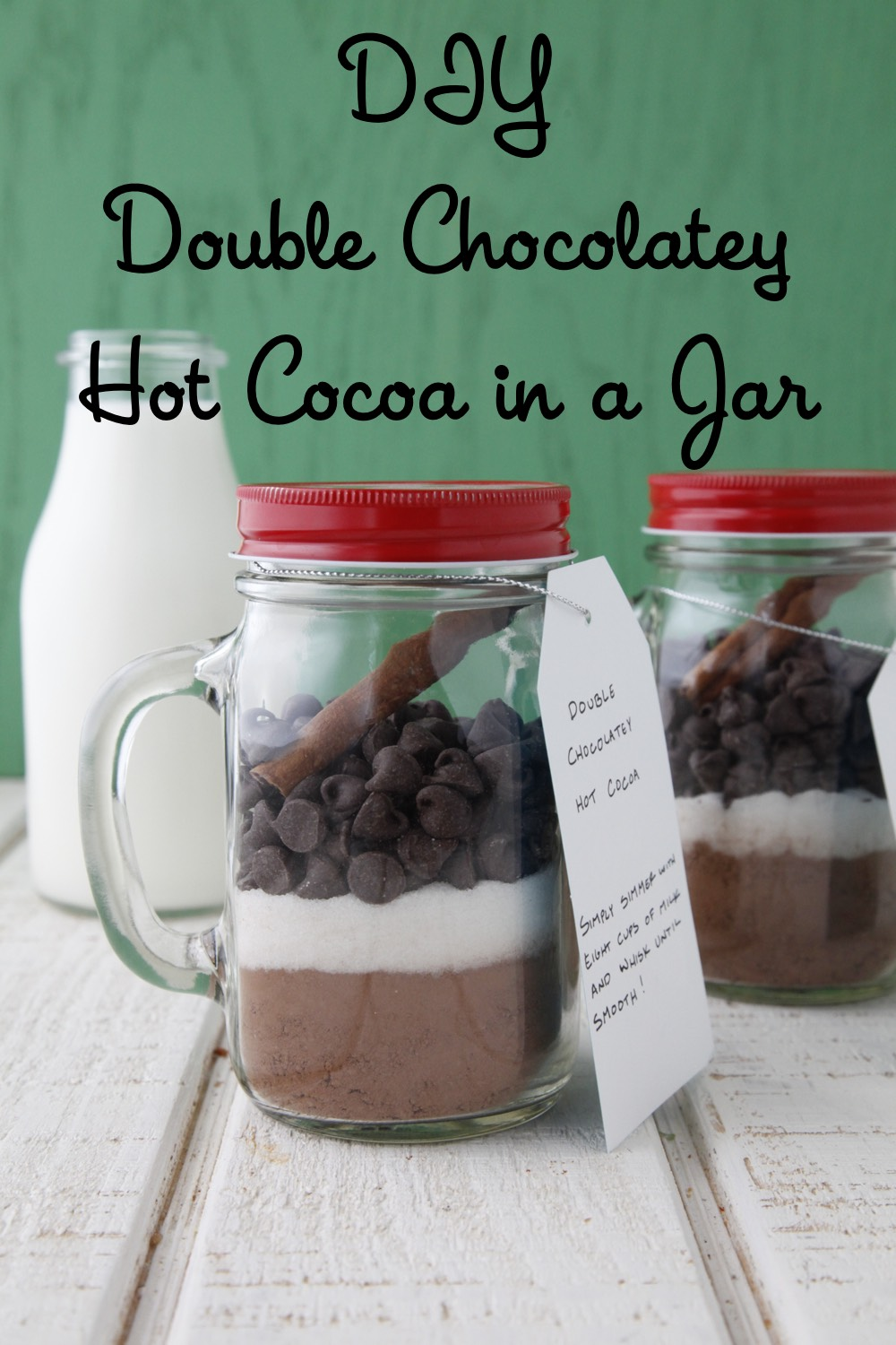 Double Chocolatey Hot Cocoa 1