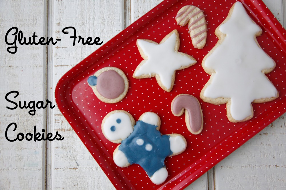 Gluten-Free Sugar Cookies from Weelicious