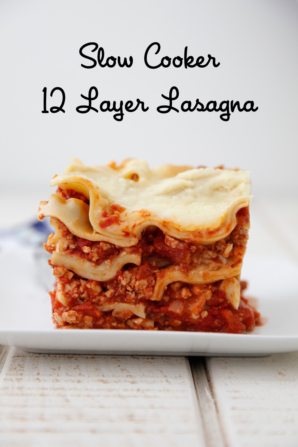 12 Layer Lasagana 3