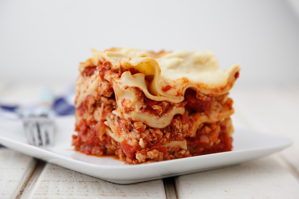 12 Layer Lasagana