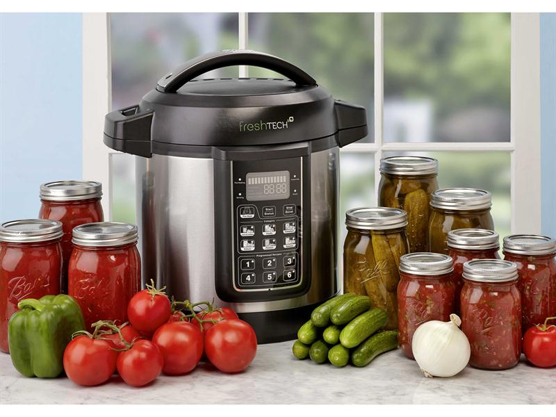 Ball Home Canning System Giveaway on Weelicious