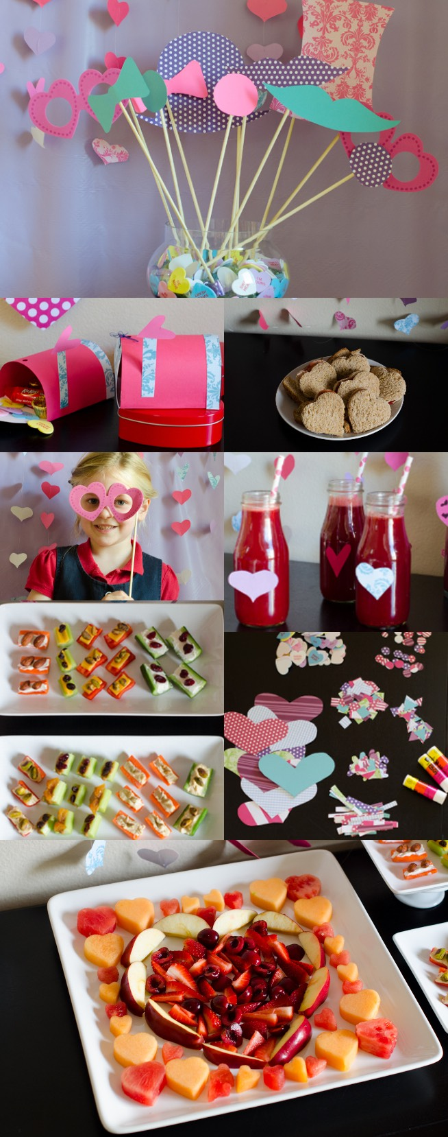 Valentine's Day Party on Weelicious