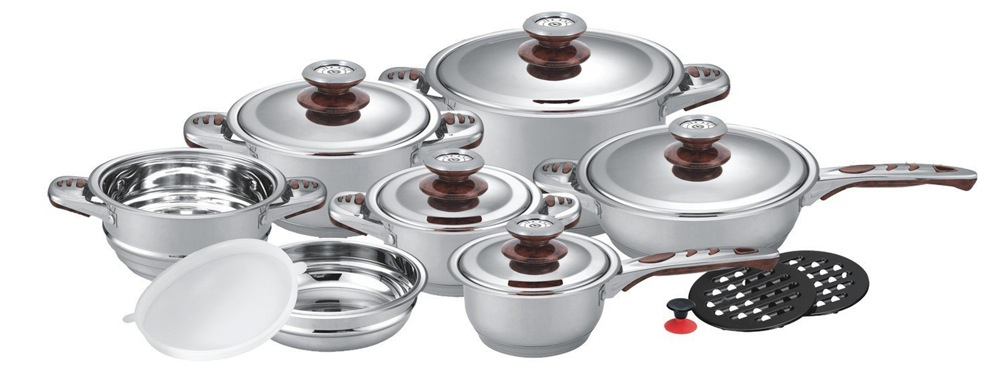 Pureware 16 piece cookware set giveaway from Weelicious