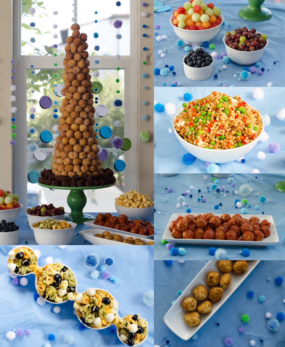 M S Party Food In Store