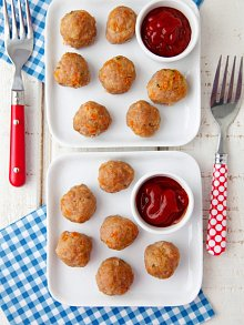 Meatloaf Meatballs