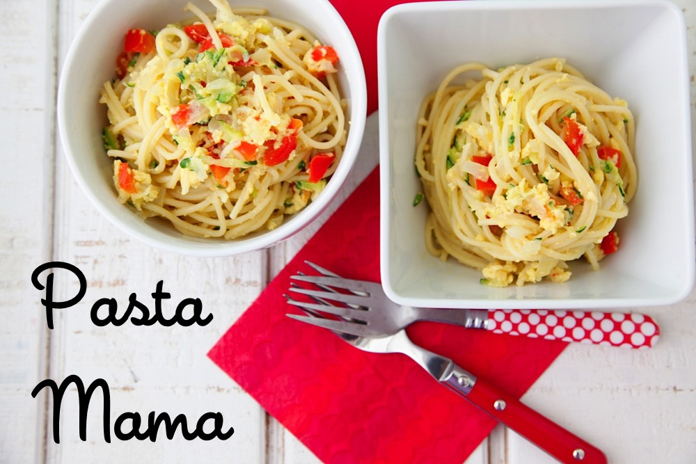 Pasta Mama from Weelicious