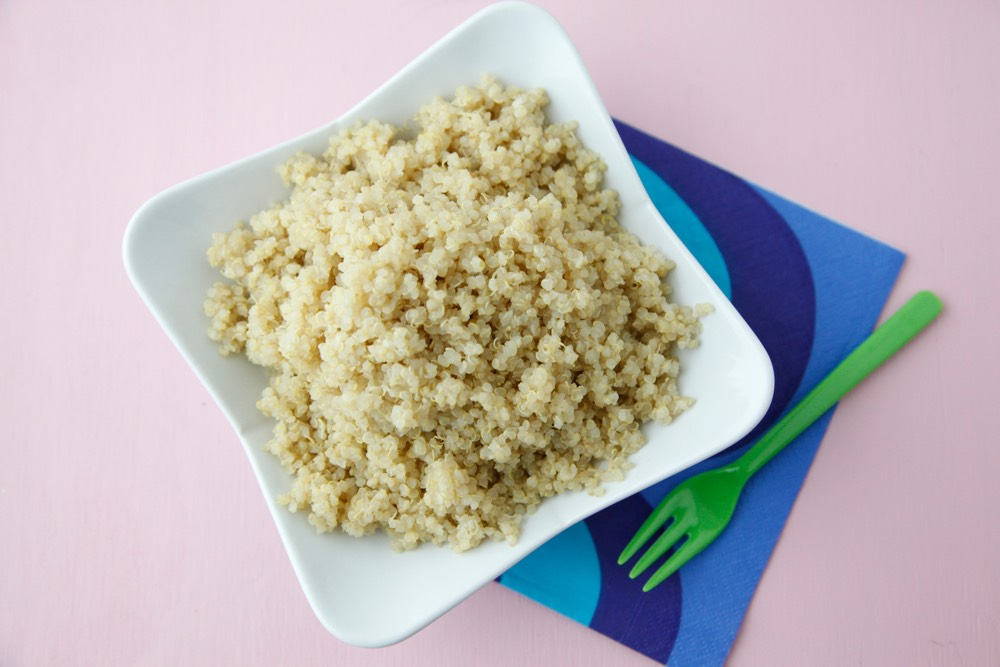 How to Cook Perfect Quinoa Video from Weelicious