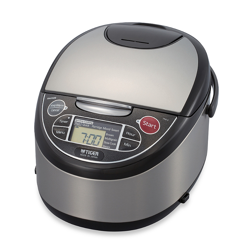 Tiger Rice Cooker giveaway from Weelicious
