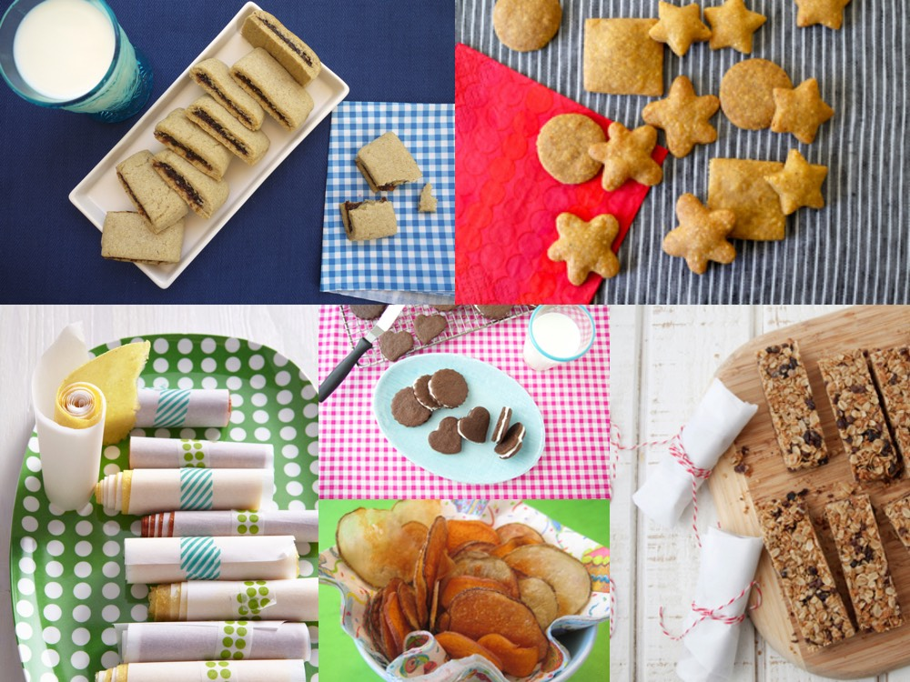 6 Store Bought Snacks You Can Make At Home from Weelicious