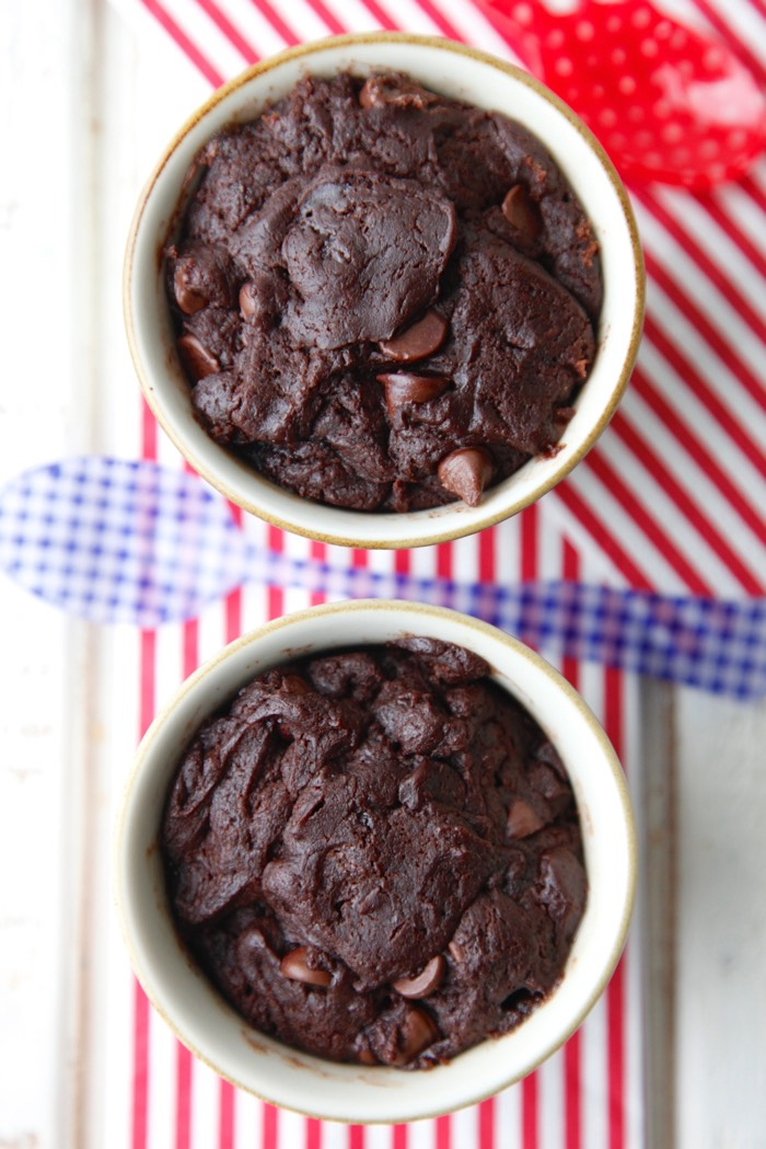Whole Wheat Double Chocolate Brownie Bites Recipe — Dishmaps