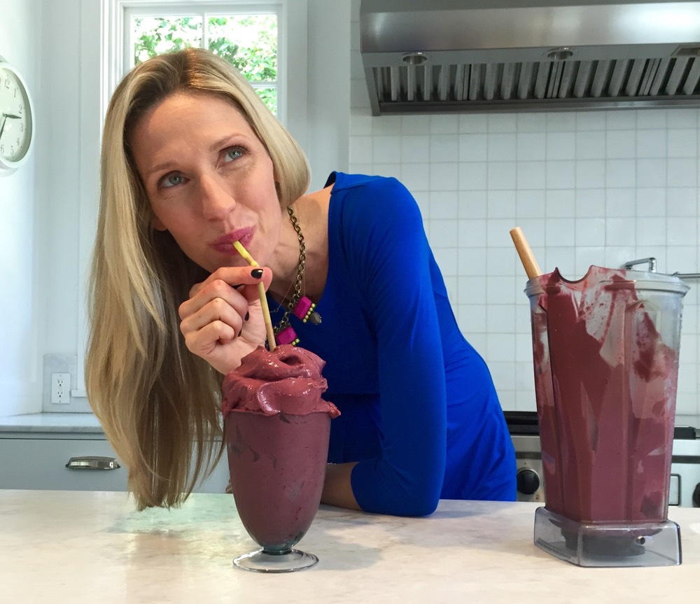 Pregnancy Smoothie from weelicious.com