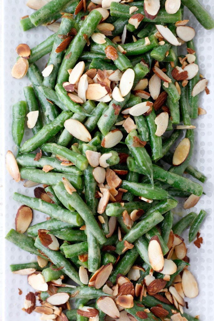 Green Bean Salad with Mustard Vinaigrette from weelicious.com