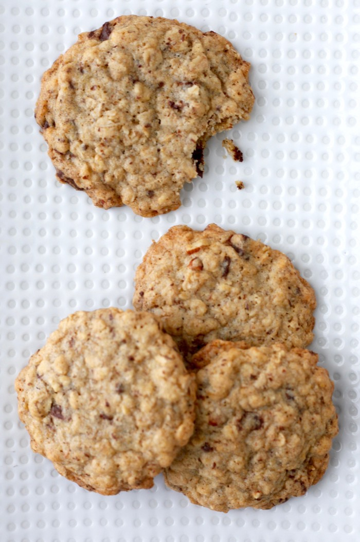 Lactation Cookies recipe from weelicious.com