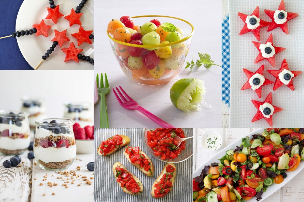 4th of July Recipes from weelicious.com