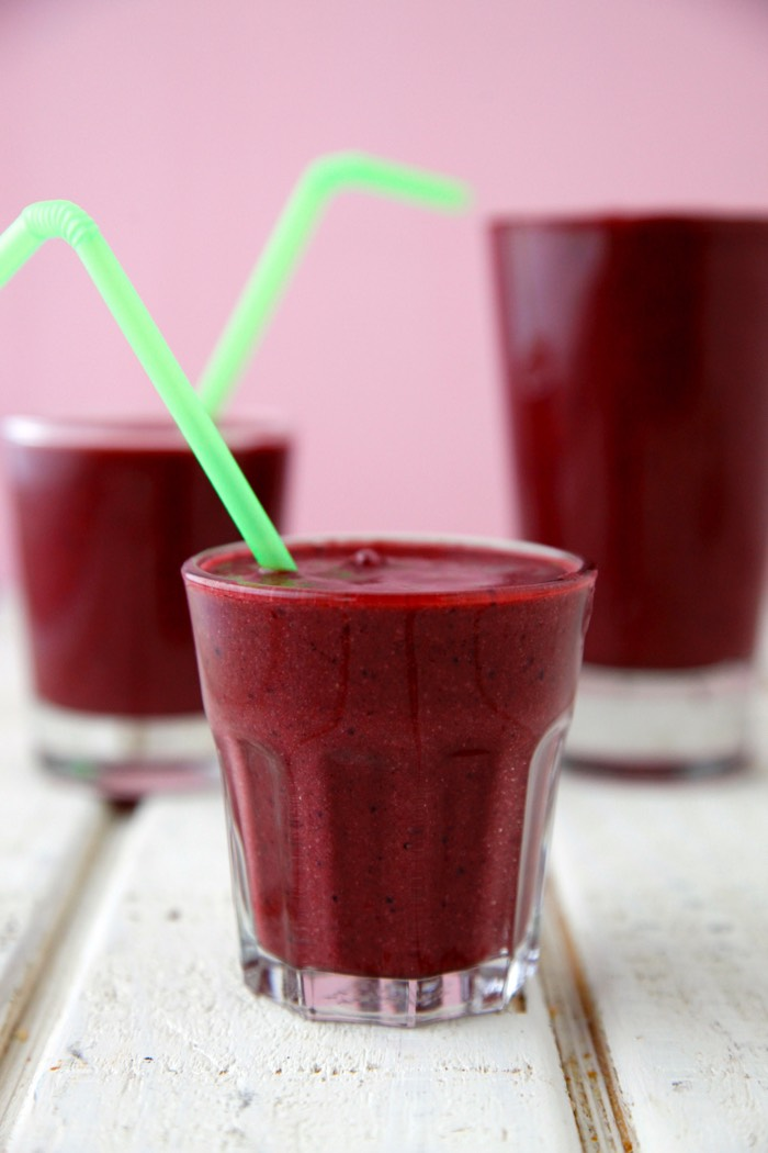 Crazy Healthy Smoothie from weelicious.com