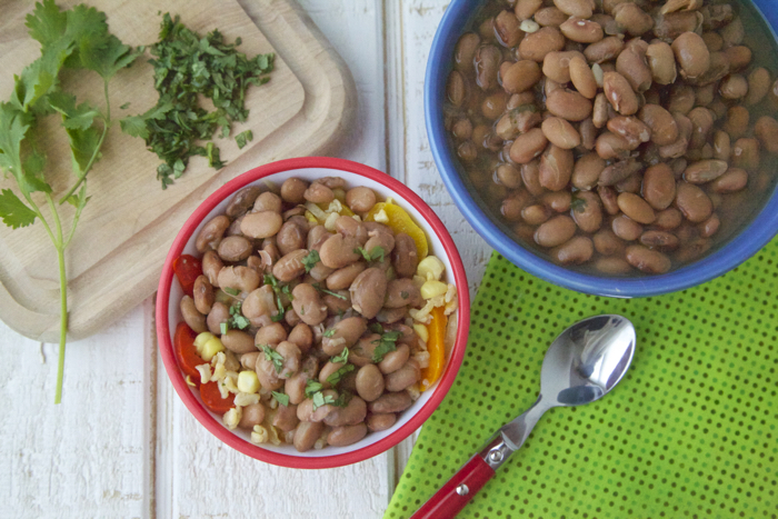 Pressure Cooker Pinto Beans from weelicious.com