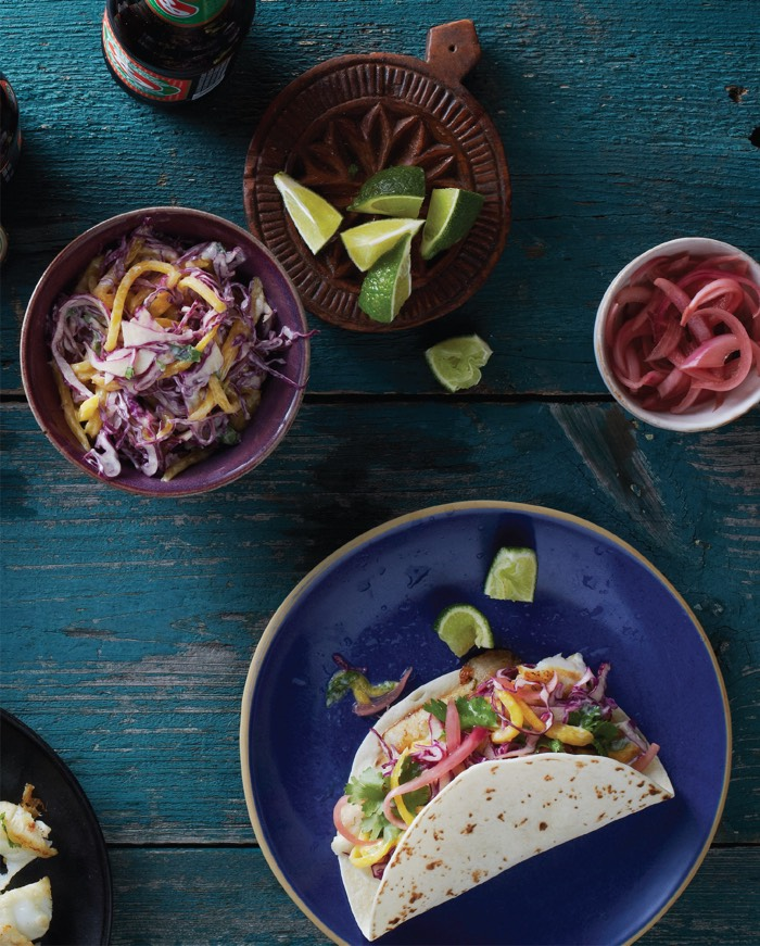 Salmon 2 Ways video + Make It Easy cookbook giveaway from weelicious.com