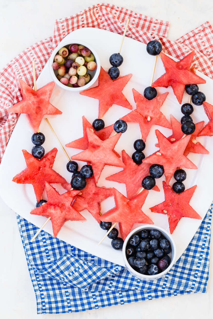 Festive 4th of July Recipes from Weelicious.com