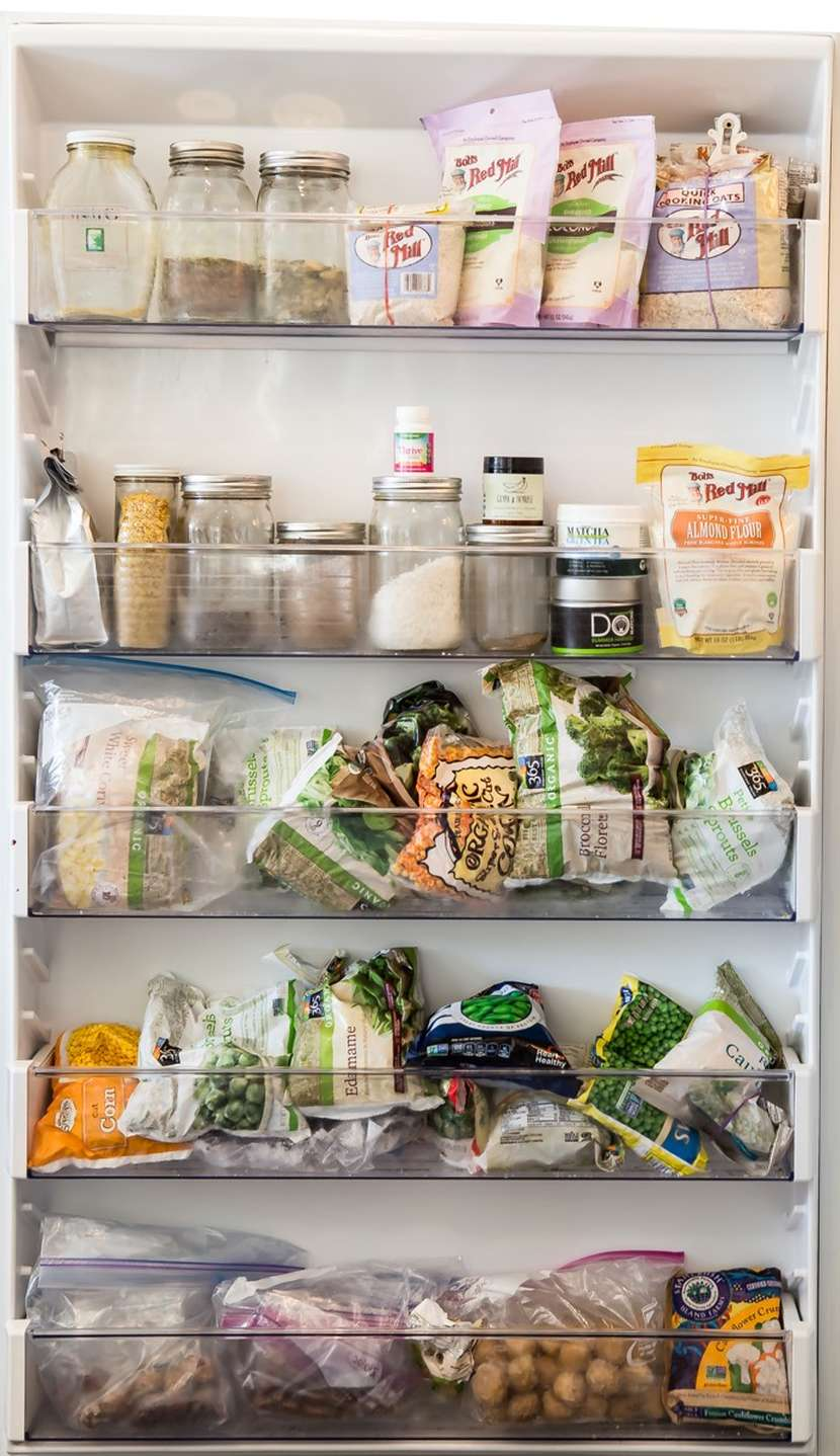 Freezer Organization Tips from Weelicious.com