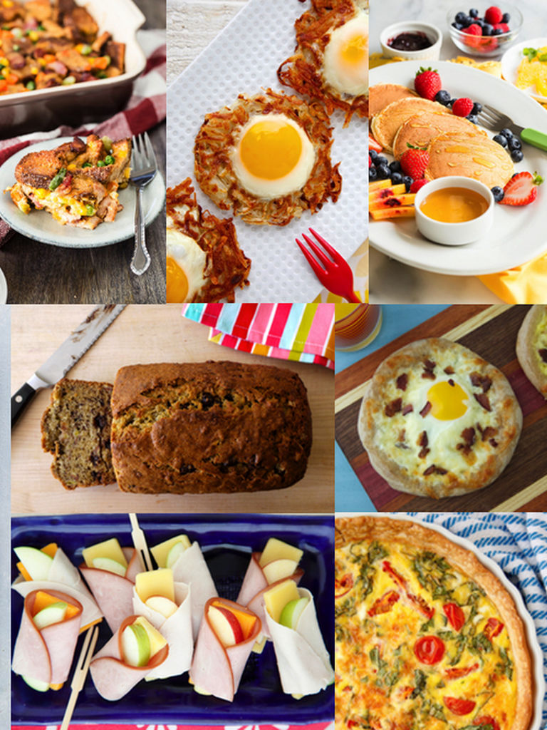 12 Must Have Brunch Recipes Weelicious