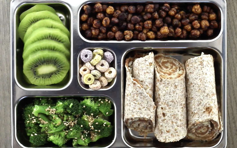 School Lunch for Just 3 Bucks from Weelicious.com