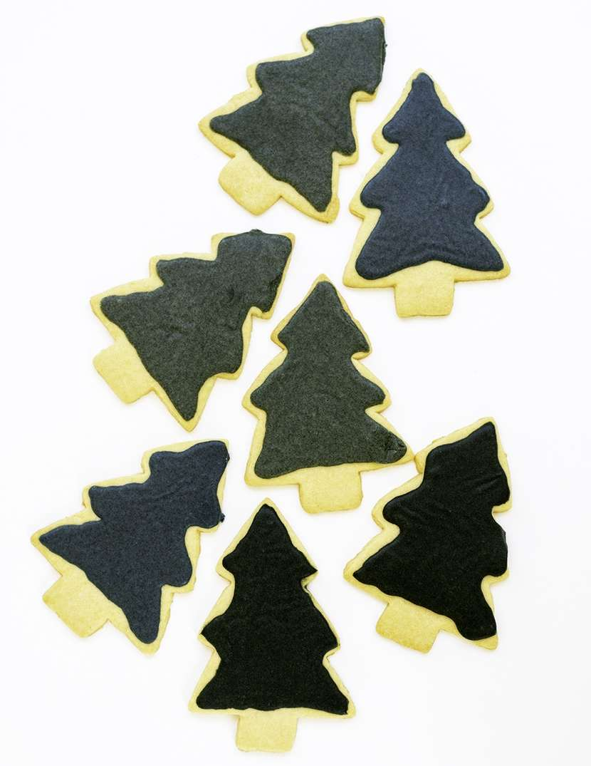 Sugar Cookie Trees from Weelicious.com