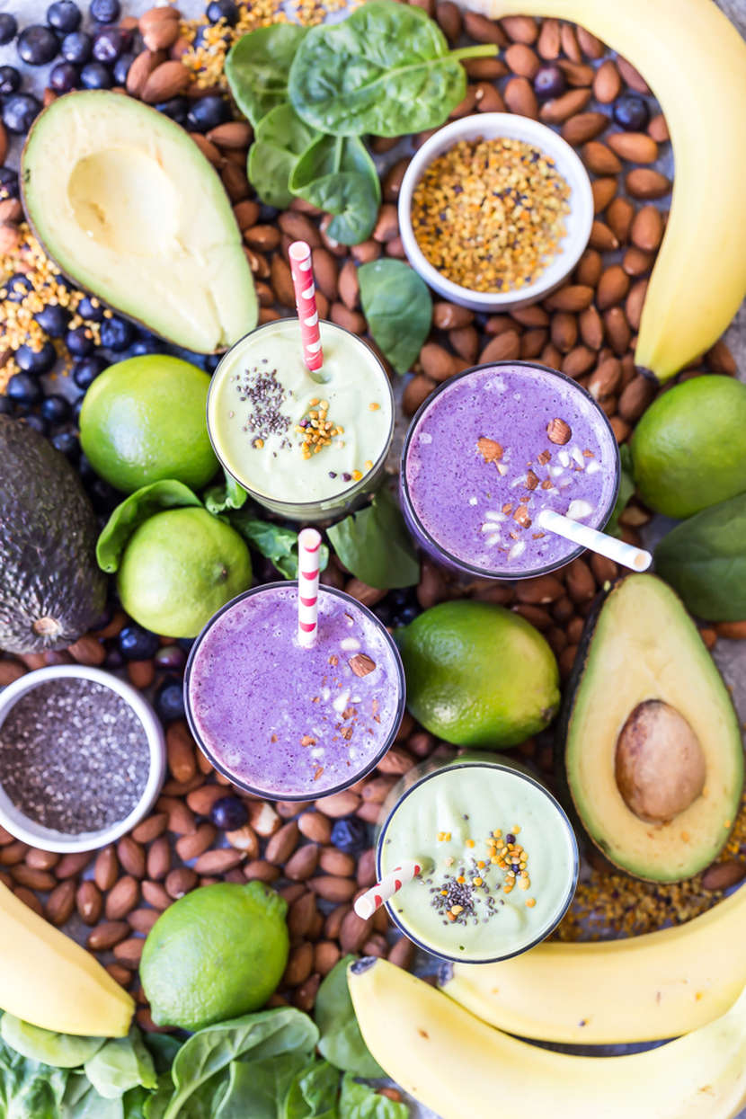 13 Ingredients for A Well Stocked Smoothie Pantry
